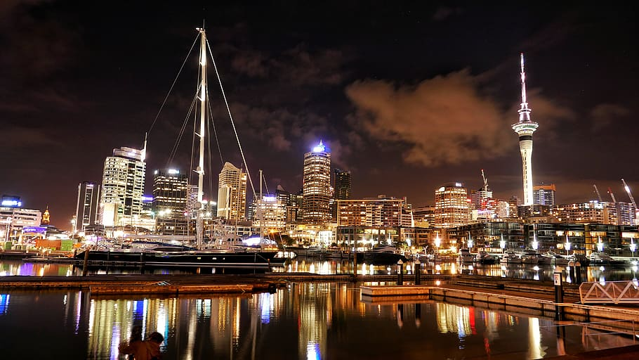 Auckland's History